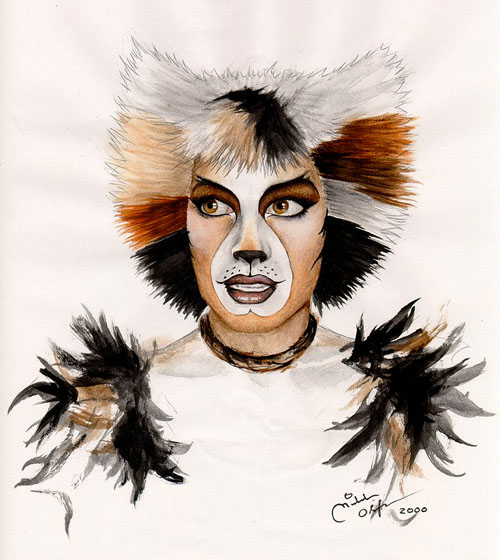 Claire jellylorum from cats