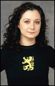 Sara Gilbert from roseanne