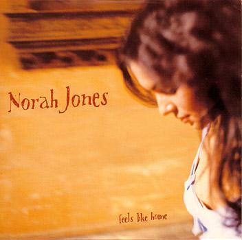 """Norah Jones """"Feels Like Home"""" - Promotional CD"""